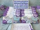 NEW - PME Fun Fonts Cupcake & Cookies Set