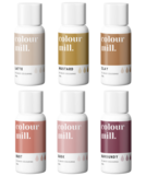 New Range from Colour Mill - The Desert Collection