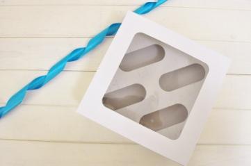 4 Cupcake Boxes