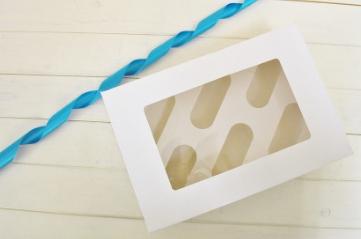 6 Cupcake Boxes