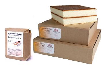 Cake Bases & Mixes