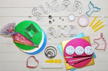 Cake Equipment