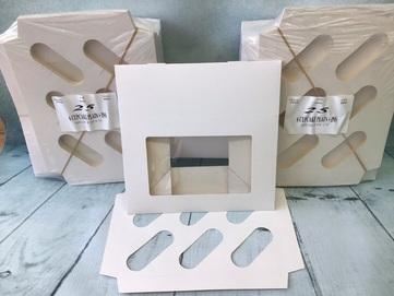 Cupcake Boxes - Bulk