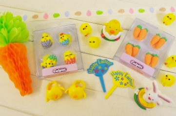 Easter & Spring Toppers