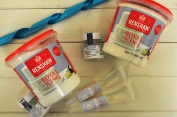 Edible Glue & Royal Icing