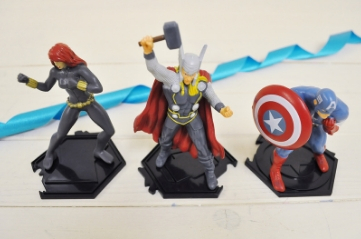 Marvel Toppers