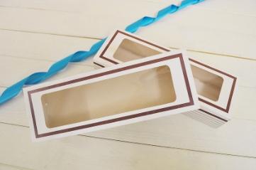 Oblong Cake Boxes