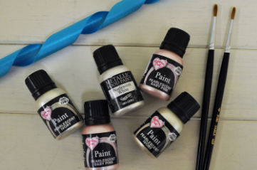 Pearlescent Paints