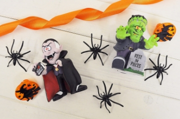 Spooky Toppers