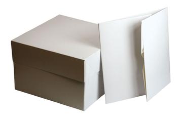 Square Cake Boxes