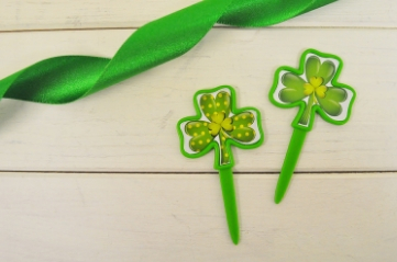 St Patricks Toppers
