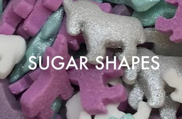 Sugar Shapes