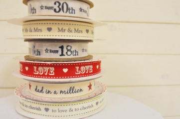 Words & Phrases Ribbons