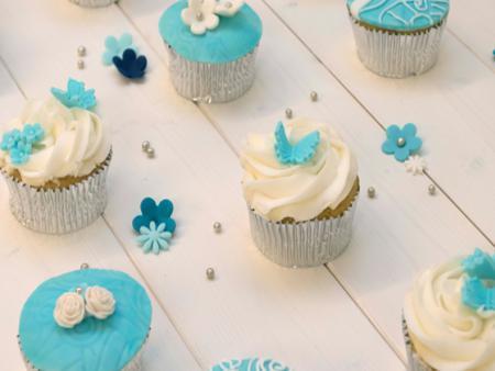 Faces & Animal Cupcakes