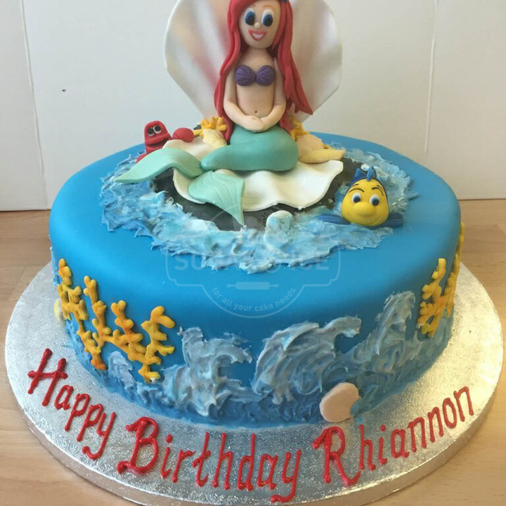 Birthday Cakes By Sugar Ice Personalised Cakes Decorated In