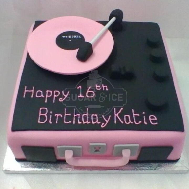 Birthday Cakes By Sugar Ice