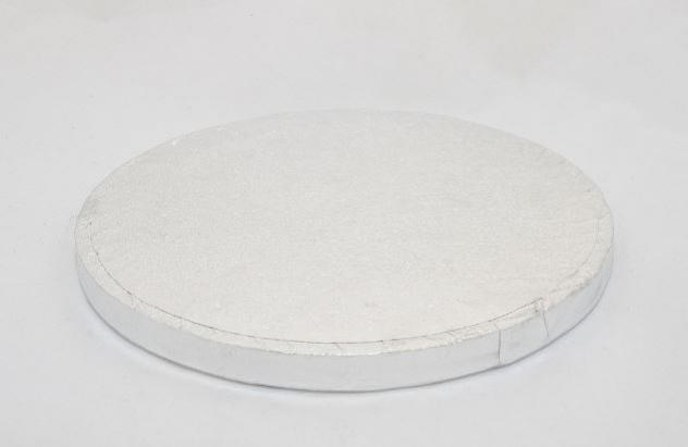 White 18inch Round Cake Board